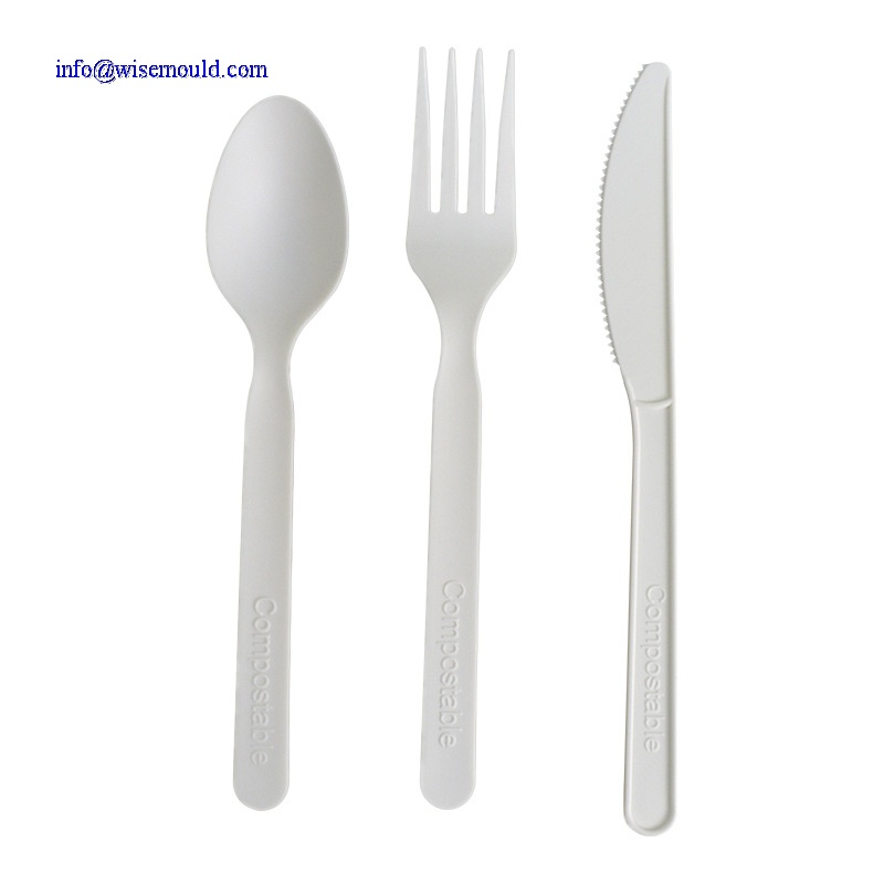 degradable cutlery mould